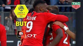 But Yann GBOHO (90' +2) / Stade Rennais FC - Toulouse FC (3-2)  (SRFC-TFC)/ 2019-20