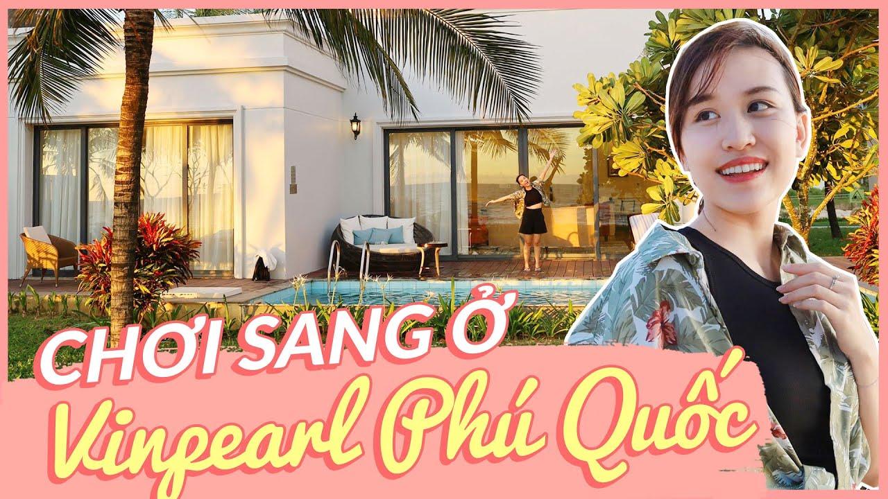Chơi sang ở Phú Quốc cùng hội anh em phương xa 🧳🏝 | Đi Spa 4 củ ở Resort 5 sao thế nào? 😍