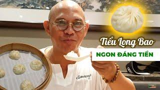 Food For Good #559: Tan chảy với Tiểu Long Bao của quán Din Tai Fung Đài Loan