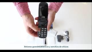 Infortisa - Unboxing SPC Harmony Teléfono Móvil