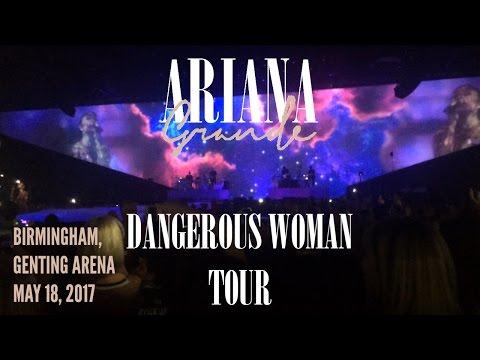 Ariana Grande, Victoria Monet & BIA | Dangerous Woman Tour | Birmingham, Genting Arena | 19/05/2017