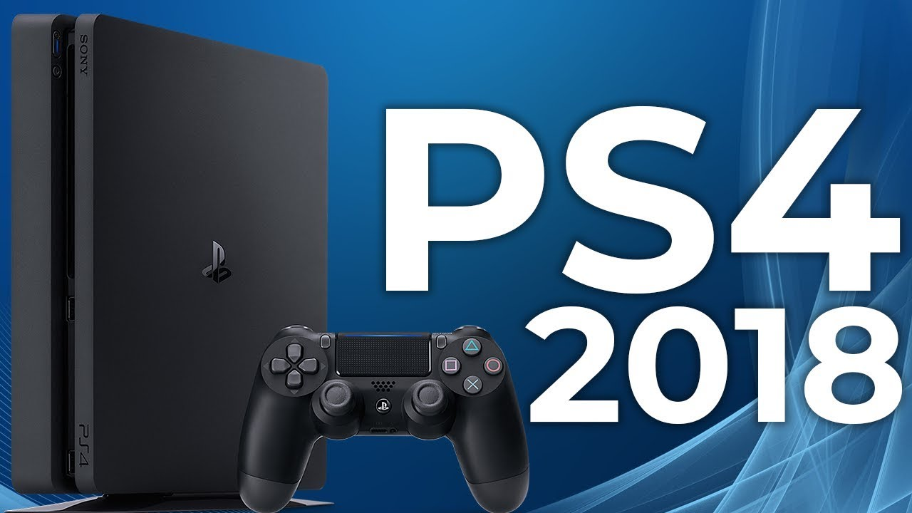 PS4 in late 2018 - worth buying? (Review) - YouTube