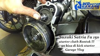 Video Perbaikan Suzuki Satria FU 150 , starter cluth Rontok !!! download MP3, 3GP, MP4, WEBM, AVI, FLV Agustus 2018