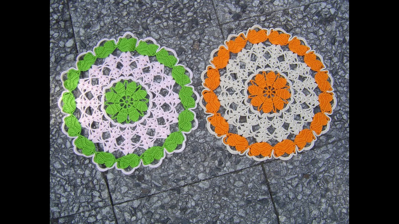Carpeta Fácil a crochet paso a paso Tutorial DIY - YouTube