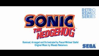 Green Hill Zone Remix - Sonic The Hedgehog