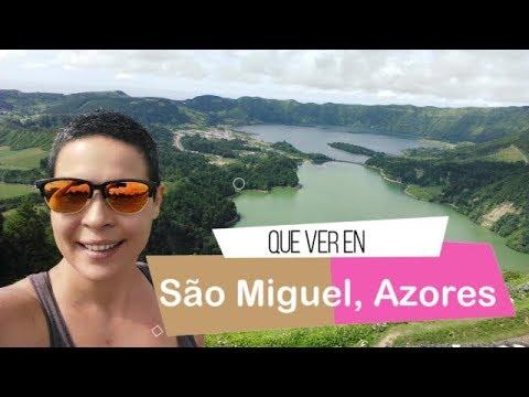 Que ver en São Miguel, Azores (4 días) | Mente Desinquieta