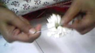 Repeat youtube video Dindu....a method of tying flowers2