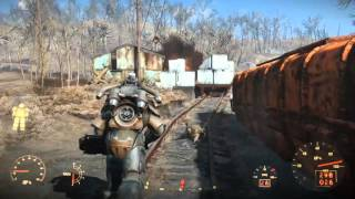 Fallout 4 - FASTEST WAY TO LEVEL UP How To Level Up Fast And Easy XP In Fallout 4
