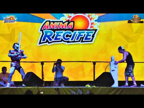 Anima Recife 2015 Day 2 Cosplay Masquerade Jaspion