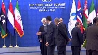 طهران تستضيف القمة الثالثة لمنتدى الدول المصدرة للغاز