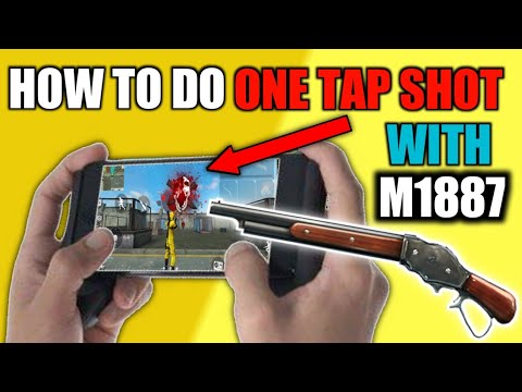 how-to-do-one-tap-headshot-with-m1887-pro-tips-with-handcam