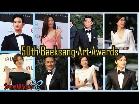 50th Baeksang Art Awards 2014
