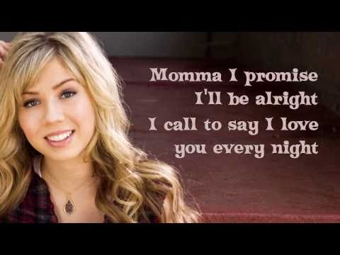 Jennette McCurdy - Not That Far Away [Karaoke/ Instrumental/ Lyrics] | Backup Vocals