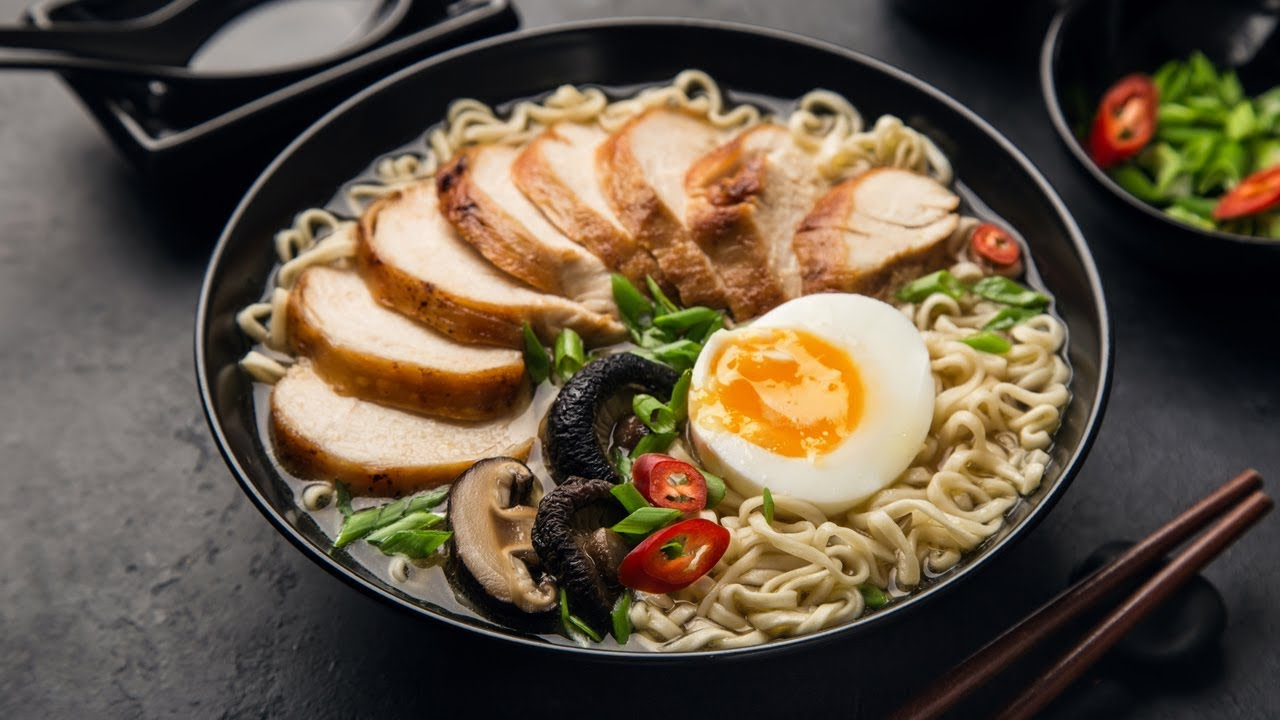 How To Make Ramen