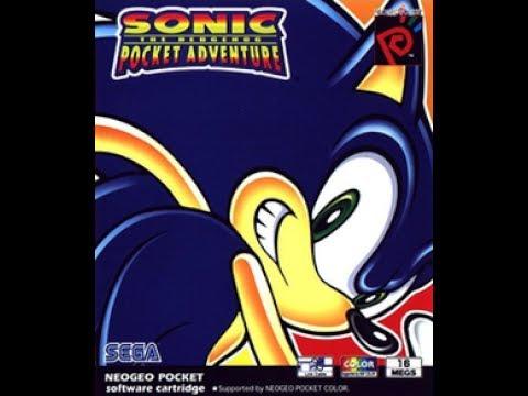 Sonic Pocket Adventure (full playthrough) [Neo-Geo Pocket challenge | game 1/23]