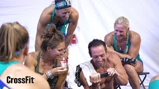 Behind the Scenes: CrossFit Mayhem Freedom, Part 4 - Journal Preview