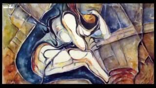 الرسامة العراقية بان كبة لإيلاف: العري في لوحاتي تجريدي لا يهدف للإغراء