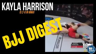 Video BJJ Digest #47: Kayla Harrison goes 2-0, Catch Wrestling Man still trying to catch Gordon Ryan download MP3, 3GP, MP4, WEBM, AVI, FLV Agustus 2018