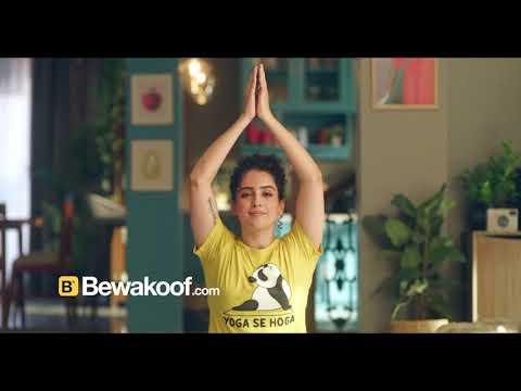 Bewakoofi Banti Hai   Sanya Malhotra for Bewakoof