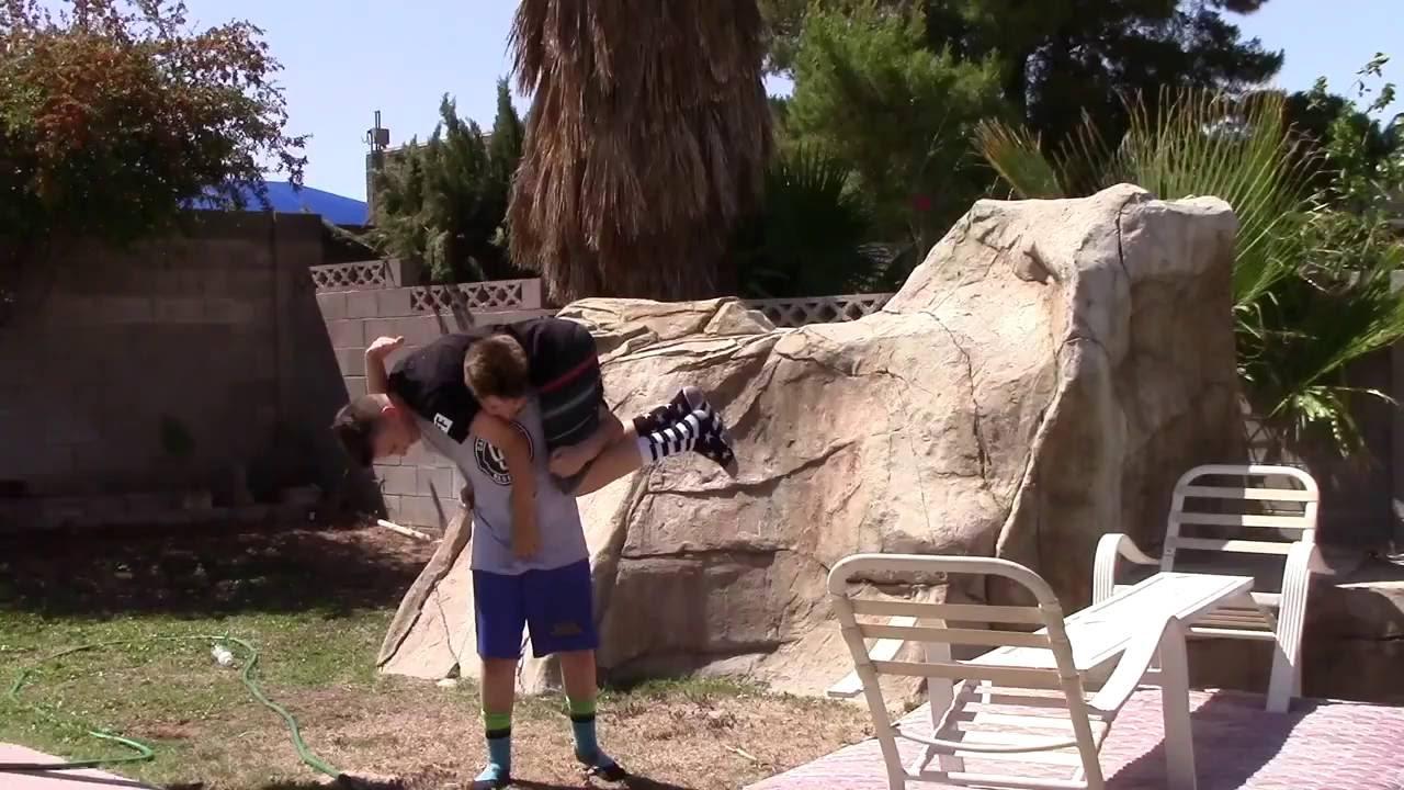 tnf season 9 ep 28 daniel no backyard wrestling 2016