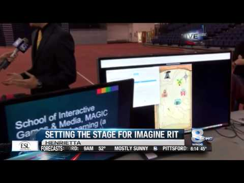 RIT on TV: Preview of Imagine RIT on WROC