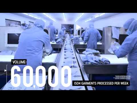 Micronclean: Cleanroom Garment Processing & Consumable Manufacturing