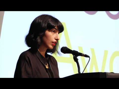 Solmaz Sharif reads from Look, 2016 NBAs Finalists Reading