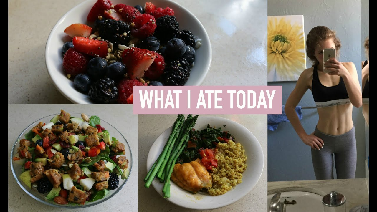 What i eat in a day 2016 easy healthy recipes mel joy youtube easy healthy recipes mel joy youtube forumfinder Choice Image