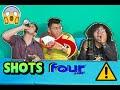 ►SHOTS DE FOUR LOKO| FINAL INESPERADO!!! D:|Ft. el maic tv & El Imperio de Leinad| LOUIS MOOR