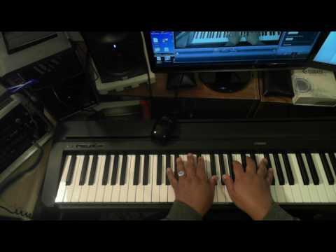 Finder's Keepers (by The Winans) - Piano Tutorial