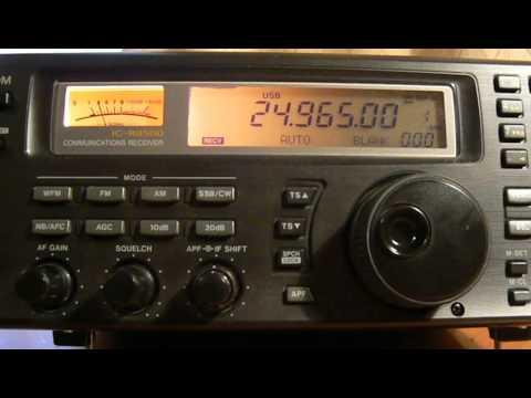 24965khz,Ham Radio,OD5ZZ(TRIPOLI, LEBANON)  13-39UTC.