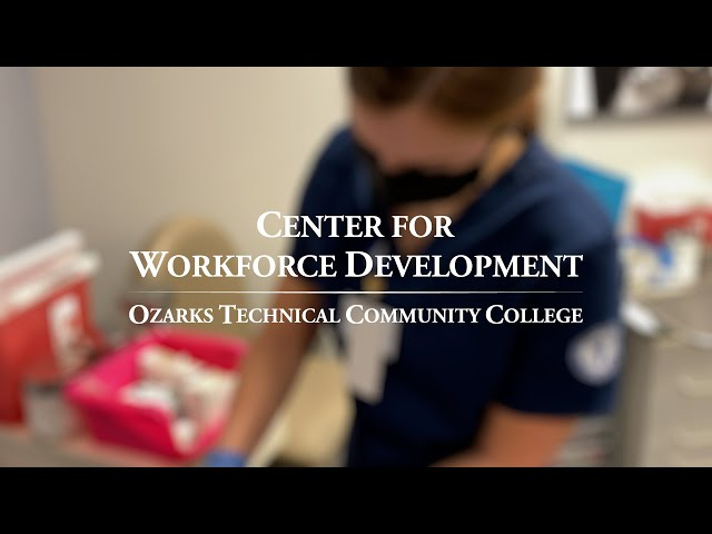 OTC Center for Workforce Development- Certified Clinical Medical Assistant Program