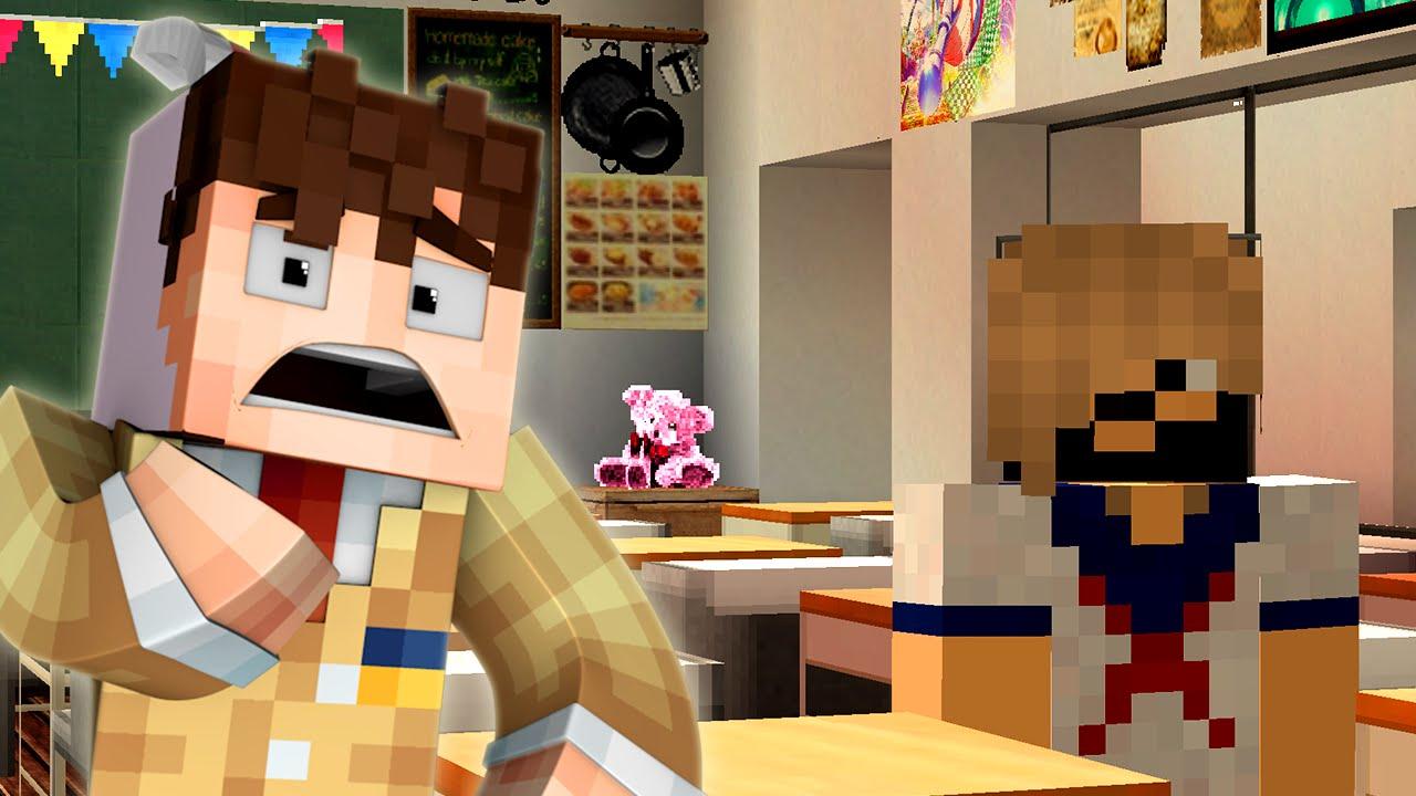 Yandere High School - POISONED! (Minecraft Roleplay) #21 - YouTube
