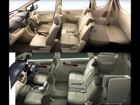 Grand New Veloz Vs Ertiga All Camry 2018 Mpv Comparison Maruti Suzuki Toyota Innova Youtube
