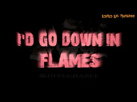 Whitechapel - Diggs Road Lyrics (FULL HD)