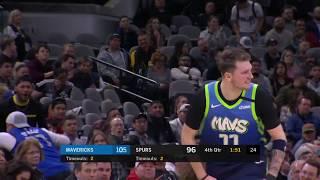 San Antonio Spurs vs Dallas Mavericks | February 26, 2020