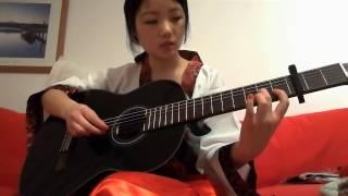 彩虹/Rainbow - 周杰伦/Jay Chou (Guitar Cover)