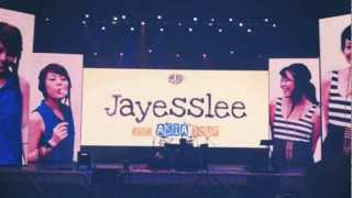 Gambar cover Dare You To Move - Jayesslee @ Asia Tour Singapore (Audio)