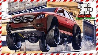 BUYER BEWARE - Don't Buy This Car! GTA Online Festive Surprise 2017 DLC: Benefactor Streiter Review!
