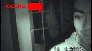 Repeat youtube video PENAMPAKAN POCONG di kost an Sarijadi Bandung