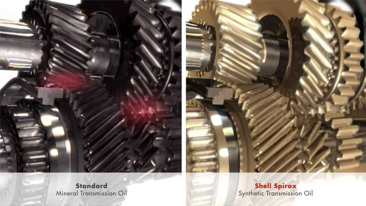 Transmission Oils – High Temperatures