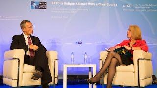 A Policy Address by Jens Stoltenberg, Secretary General, NATO - Part 1