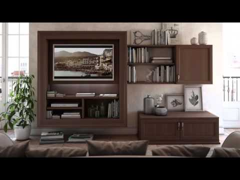 Collezione Arcadia 2015 _ Soggiorni - YouTube