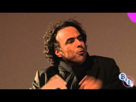 LFF Alejandro González Iñárritu Masterclass Highlights