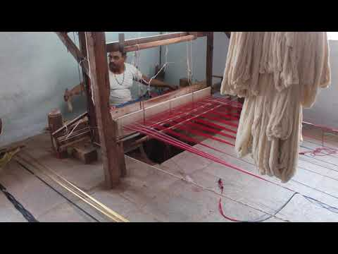 IKAAT/ POCHAMPALLY weaving