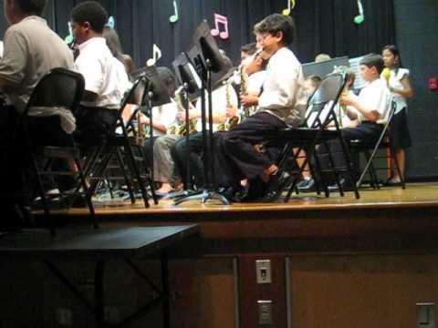 """6th Grade Band - Spring Concert - """"El Pato Loco"""""""