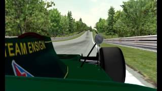 F1C formula 1 1973 Mosport Canada GP race mod permitindo que as peças como os spoilers Season year Experts Practice CREW F1 Seven F1 Challenge 99 02 Classics Grand Prix 2012 2013 2014 2015 f170 2 21 46 04 54 20