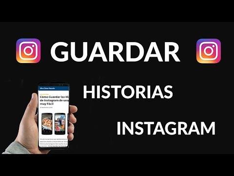 Cómo Guardar las Historias de Instagram de una Forma muy Fácil
