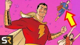 Shazam's Comic Book Origins Explained