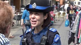 PCSO of the Year Alison Blood.